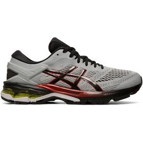 hot sales retro top-rated newest asics Gel-Kayano 26 Shoes Men piedmont grey/black